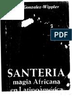 Santeria Magia Africana en Latinoamerica