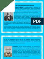 Concepto de Constitución para otros autores