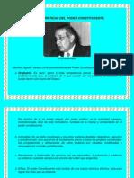 CARACTERÍSTICAS DEL PODER CONSTITUYENTE