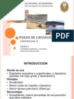 Pozas de Lixiviacion Expo 2012 Constru III