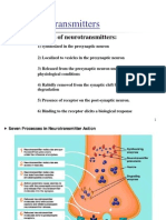 Neurons and Neurotransmitters