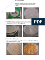 Rice Paper Information