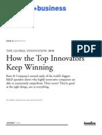 Estudio Relacion Innovacion Competitividad