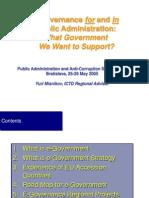 E-gov Slides 25 May Final