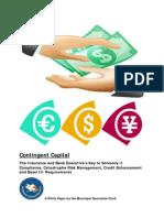 1.Municipal Guarantee Fund-Contingent Capital