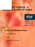 Market Forces - A Success Story of China