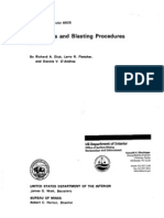 49170358 IC 8925 Explosives and Blasting Procedures Manual USA 1983