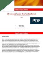 Presentation - Licensed Sports Merchandise Market_Sample