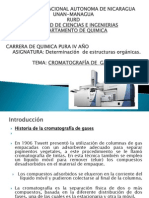 Expo de Determinacion de Estruct Organic