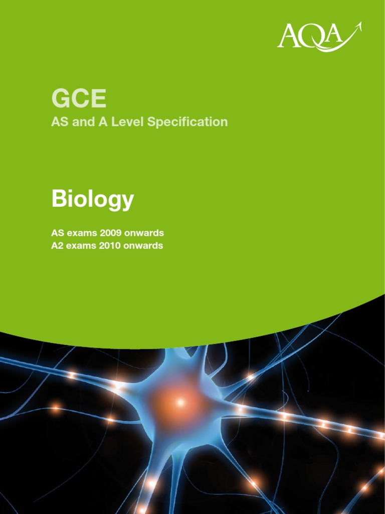 gce biology coursework Cambridge international as and a level biology builds on the skills acquired at cambridge igcse (or equivalent) level the syllabus includes the main theoretical concepts which are fundamental to the subject, a section on some current applications of biology, and a strong emphasis on advanced practical skills.