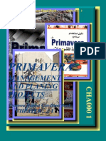 Primavera Manual User Book New Chapter 1