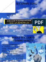 Cloud Computing Part1