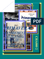 Primavera Manual User Book New Chapter 2