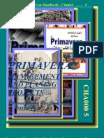 Primavera Manual User Book New Chapter 5