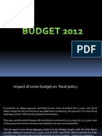 Jatin Budget