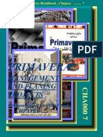 Primavera Manual User Book New Chapter 7