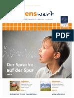 wissenswert 19 - Magazin der Leopold-Franzens-Universität Innsbruck