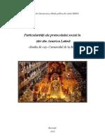 Protocolul social în ţările din America Latină