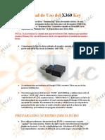 Manual de Uso del X360 Key