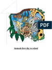 Animals' First Day at School - Rohan Taneja