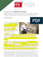 Revista Equipe de Obra