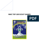 Nmc Top 100 Scout Games
