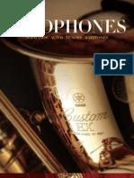 W252R Saxophones