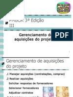 12 - PMBOK Cap12 Aquisicoes