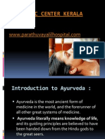 Ayurvedic Center Kerala