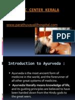 Ayurvedic Center Kerala