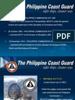 Philippine Coast Guard History
