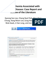 Buerger Disease + Mesenteric Ischemia