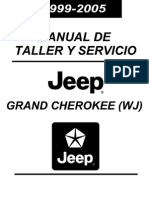 Manual de taller Jeep Wrangler TJ