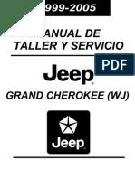 Manual Reparacion Jeep Grand Cherokee 99-05