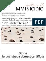 Femminicidio Nomi e Storie Vittime Ad Oggi 9 Giugno 2012