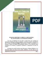 Aldo Lavagnini Manual Del Caballero Rosacruz