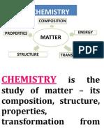 CHEMISTRY, Visual Aids