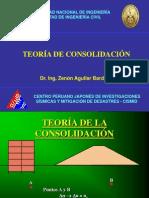 teoria de consolidación