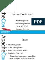 Luce Ne Bootcamp