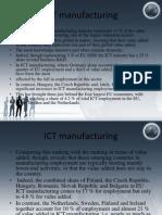 ICT Manufacturing
