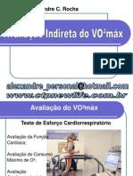 avaliação direta do VO2 máx