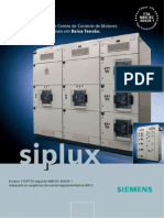Siemens - painéis - Siplux TTA-PTTA
