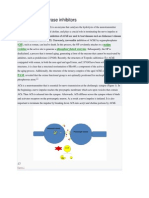 Acetylcholinesterase Inhibitors