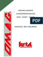 Manual Omega Micro-processado
