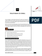 History of Television in India