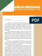 Boletim Carencias Nutricionais Vita A