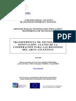 Transferencia de tecnología e innovación