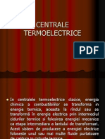 Centrale Term o Electric e