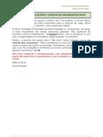 Teoria de licitações e contratos administrativos