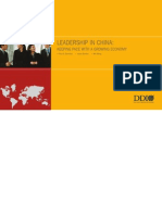 Leadership in China Ddi